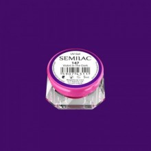 Gel UV Color Semilac-Violet In The Dark 147