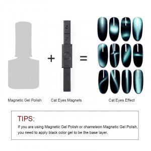 Magnet SS Negru