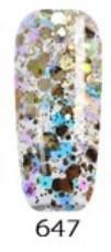 Gel color CANNI 5ml 647