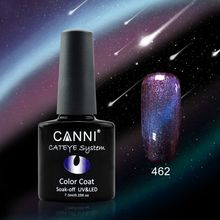 Oja Semipermanenta CANNI CAMELEON-CAT EYES 7,3ml-462