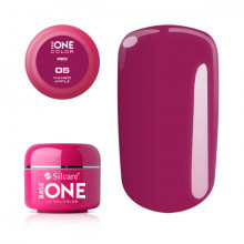 Gel UV Color Base One 5g Red Mambo Apple 05