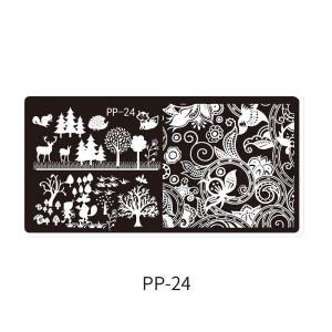 Matrita metalica model PP-24
