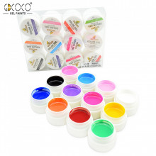 Set 12 Geluri color GD COCO 5ml