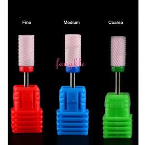 Capat de freza electrica Ceramic Cilindric-Fin