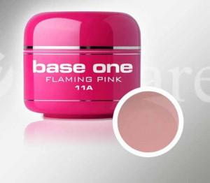 Gel UV Color Base One 5g Flaming-pink-11a