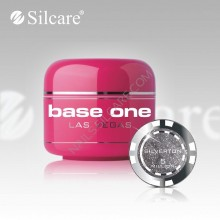 Gel uv Color  Base One Silcare Las Vegas Silverton 05