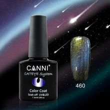 Oja Semipermanenta CANNI CAMELEON-CAT EYES 7,3ml-460