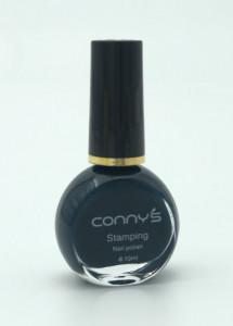 Oja Stampila 10ml Conny's #19 albastru inchis
