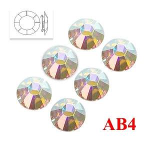 Set 1440 buc cristale-pietricele Swarovski AB4