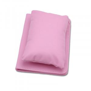Set suport de mana husa detasabila roz+pad