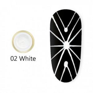 Gel UV Spider CANNI 02 White
