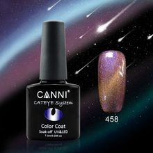 Oja Semipermanenta CANNI CAMELEON-CAT EYES 7,3ml-458