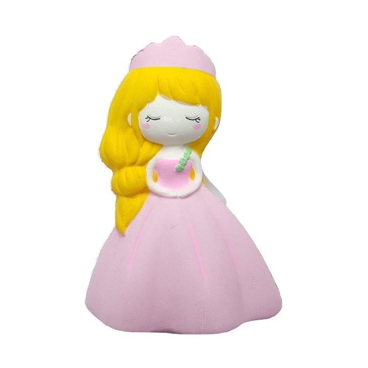 Jucarie Squishy, frumos parfumata, Delicate Princess