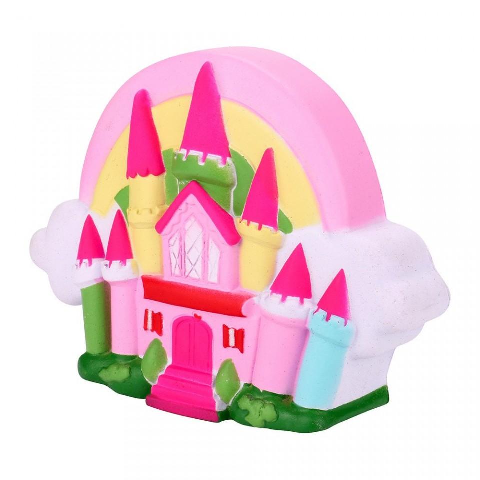 Jucarie Squishy, Castelul Fermecat