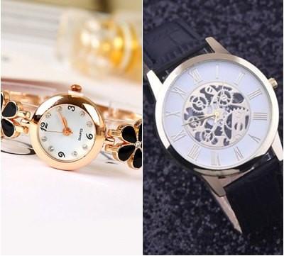 Pachet 1 - 2 ceasuri elegante la pret special