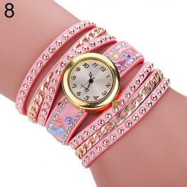 Ceas dama Color Feery - Pink