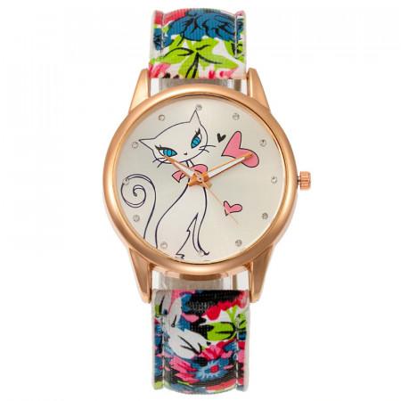 Poze Ceas dama ieftin Fancy Kitty, model 2