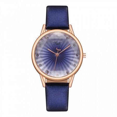 ceas dama ieftin albastru