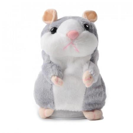 hamsterul vorbitor, jucarie ieftina interactiva