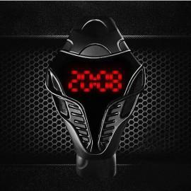 Poze Ceas barbatesc LED stil Cobra - negru