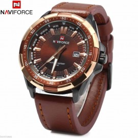 Poze Ceas barbatesc Naviforce, NF9056M, Speed Master - Brown