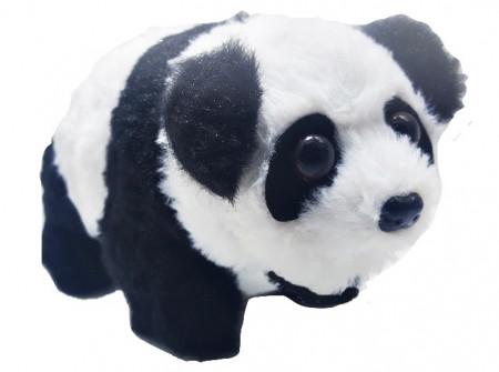 Poze Ursuletul Panda a venit sa va colinde, jucarie interactiva cu miscare si melodii