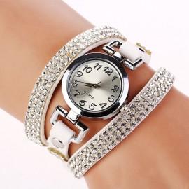 ceas dama cu cristale Sophie - white