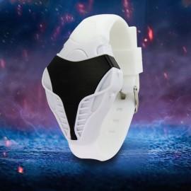 Poze Ceas barbatesc LED stil Cobra - alb