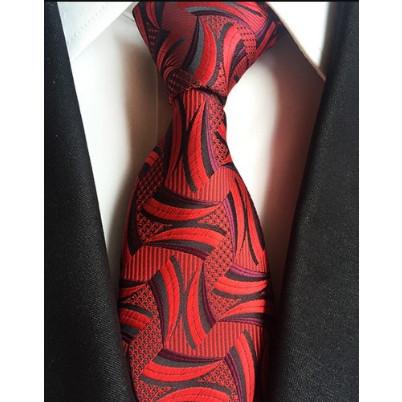 Poze Model 19 - cravata matase naturala 100%, tesatura jaquard