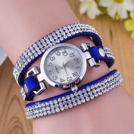 Poze ceas dama cu cristale Sophie - blue