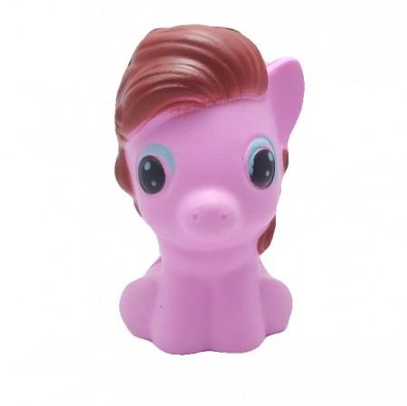 Jucarie Squishy, parfumata, ponei, My Little Pony