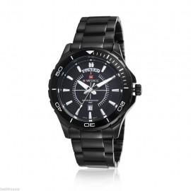 Ceas barbatesc NAVIFORCE, NF9053M, Black Edition