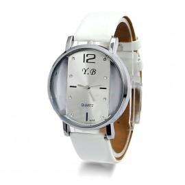 Ceas de dama - Stil si eleganta, alb