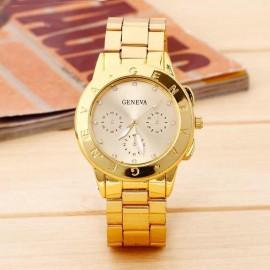 Ceas Geneva de dama - ultimul model - auriu