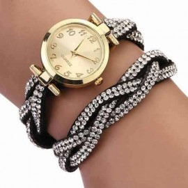 Poze Fancy elegant watch - negru