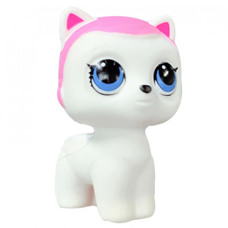Poze Jucarie Squishy parfumata Pretty Kitty, model 2