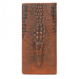 Poze Portofel / portmoneu barbatesc model Crocodil / Aligator
