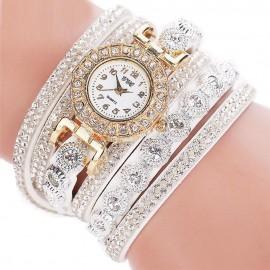 Poze Ceas dama elegant, curea lunga Full crystals - Cadoulchic.ro