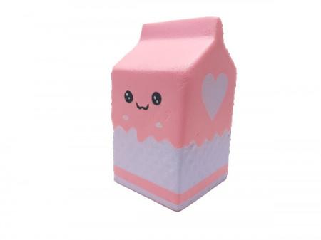 Poze Jucarie Squishy parfumata, model cutie de lapte