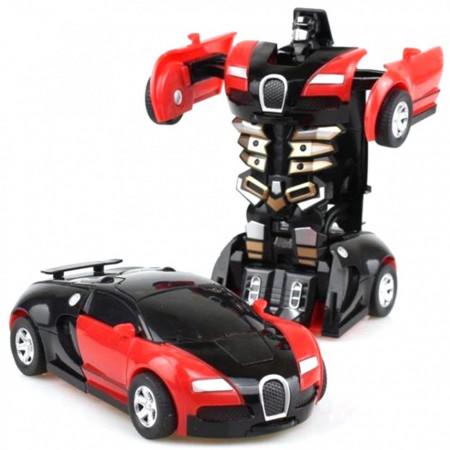 jucarie transformers, masina robot