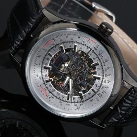 Poze Ceas Mecanic Barbatesc Forsining - Silver