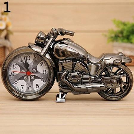 Poze Ceas - motocicleta, obiect decorativ, cadoul perfect pentru ocazii speciale - 1