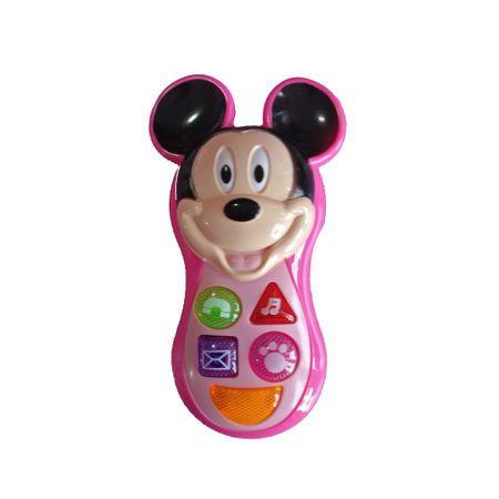 Poze Jucarie ieftina interactiva model telefon, cu sunete si lumini