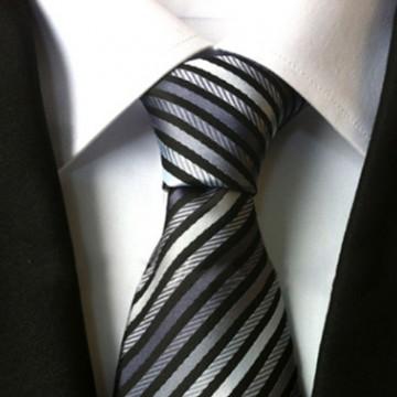 Poze Model 9 - cravata matase 100% + cutie cadou