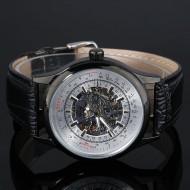 Ceas Mecanic Barbatesc Forsining - Silver
