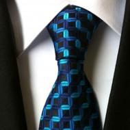Model 8 - cravata matase 100% + cutie cadou