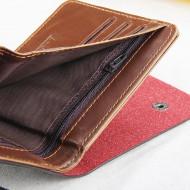 Portmoneu / portofel Baellery, piele