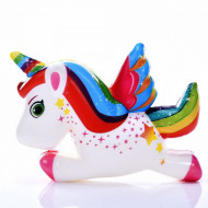 Squishy unicorn parfumata cu revenire lenta - Model 3