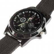 Ceas barbatesc Quartz Swiss Army - Black