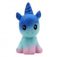Jucarie Squishy, parfumata, Galactic Unicorn
